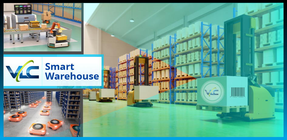 Smart Warehouse Management App