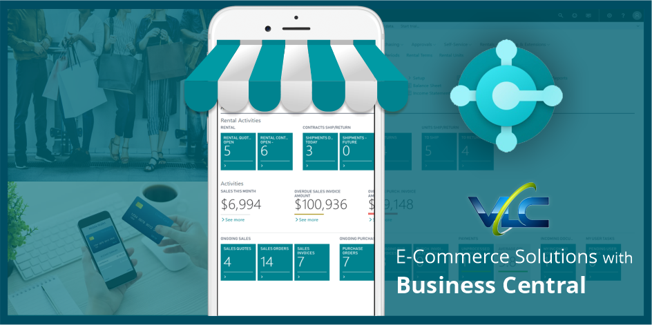 E-Commerce Solutions with Business Central